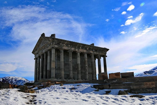 Private tour to Garni pagan temple and Geghard Christian monastery photo 2
