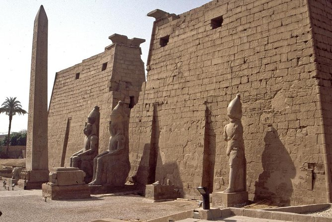 Half day Private Tour : Karnak & Luxor Temples and Mummification & Luxor Museums