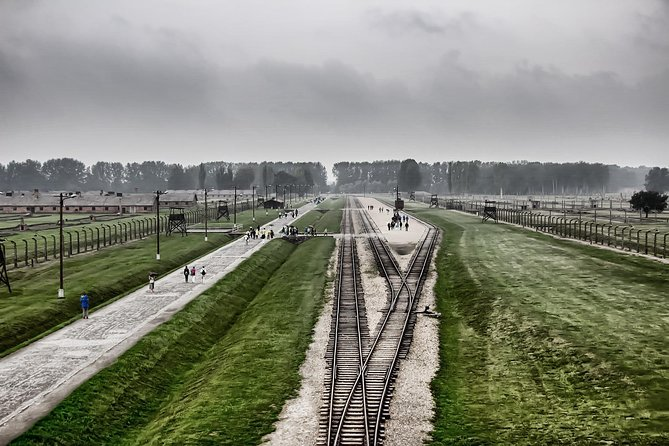 Auschwitz-Birkenau: Self-Guided Tour with Guidebook from Krakow photo 5