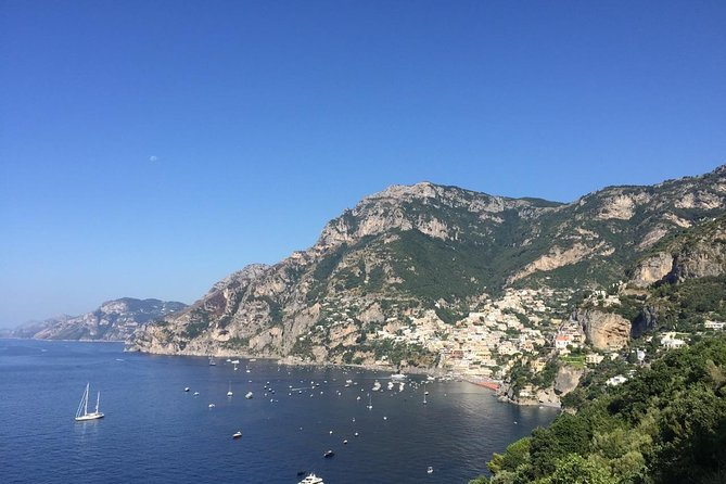 Amalfi Coast private tour from Sorrento Hotels with English speaking driver