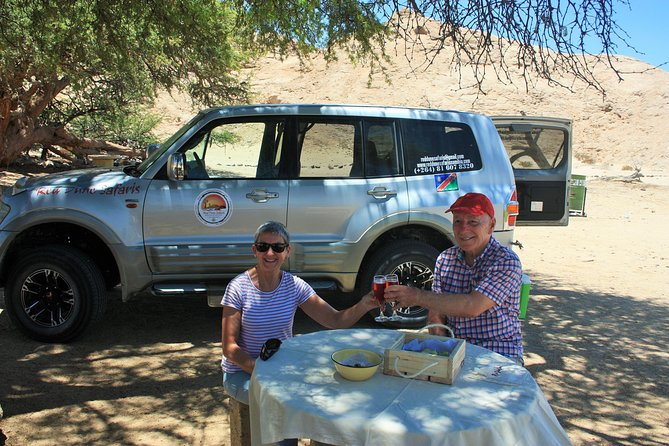 Moon Landscape and Welwitschia Off-Road Half-Day Tour from Walvis Bay photo 7