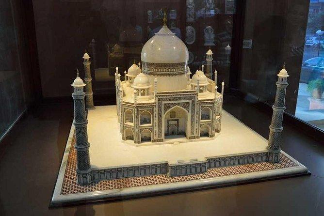 Private Tour: 3-Hours Agra Shopping Tour
