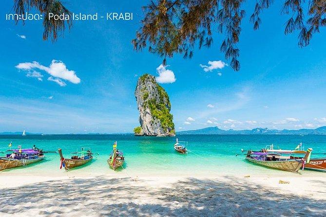 Krabi Day Tour by Luxury Cruise & Speed boat - From Phuket