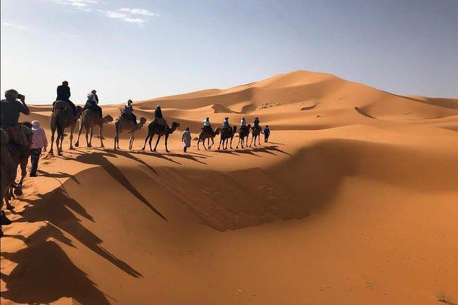 3 Days Safari From Marrakech to Merzouga