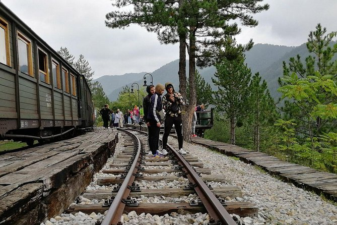 Privé meerdaagse tour naar de Zlatibor-berg en de Sargan Eight Railroad