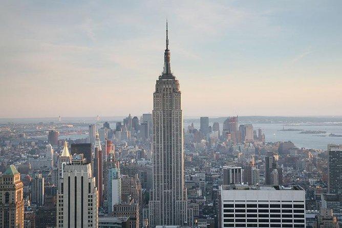 City Tour NYC em Português 4 Horas até 6 pessoas