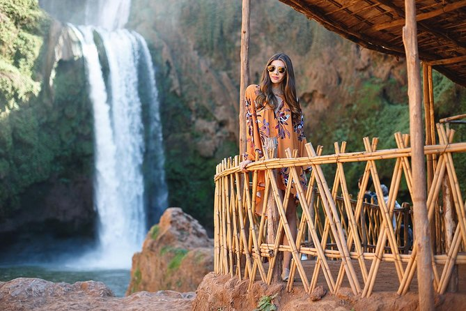Private day trip to Ouzoud Waterfalls from Marrakech photo 4