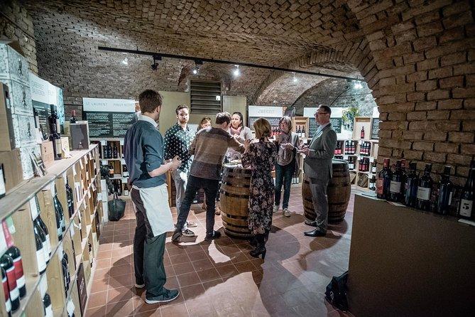 Viennese Wine Tasting in a Historic Roman Wine Cellar
