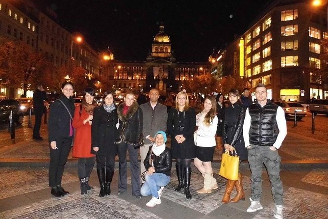4-hour Private Prague by Night Tour