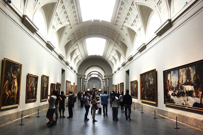 Skip-the-Line Prado Museum Madrid Semi Private Tour