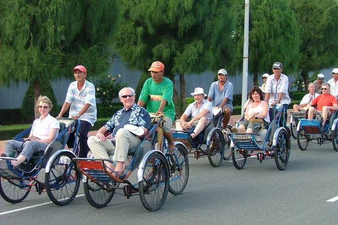 Ho Chi Minh CYCLO City Tour
