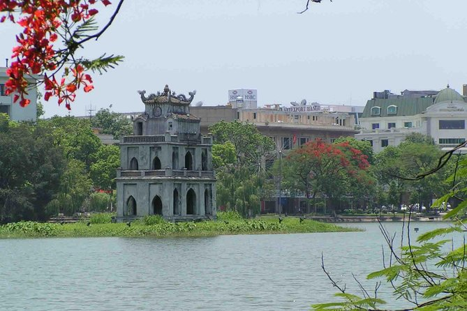 Shore Excursion: Best of Ha Noi City from Ha Long Cruise Port
