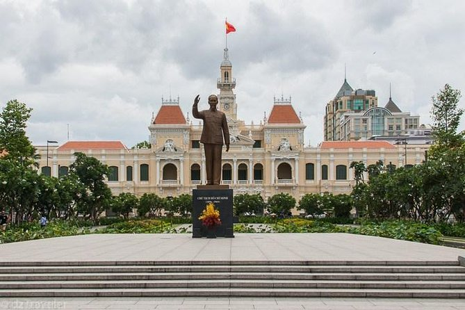 Private Best of Ho Chi Minh City Shore Excursion from Phu My Port