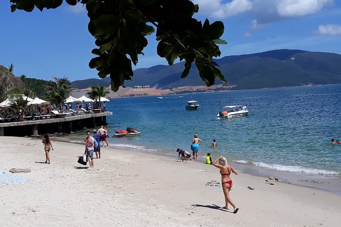Private Shore Excursion: Beautiful Nha Trang Islands Discovery