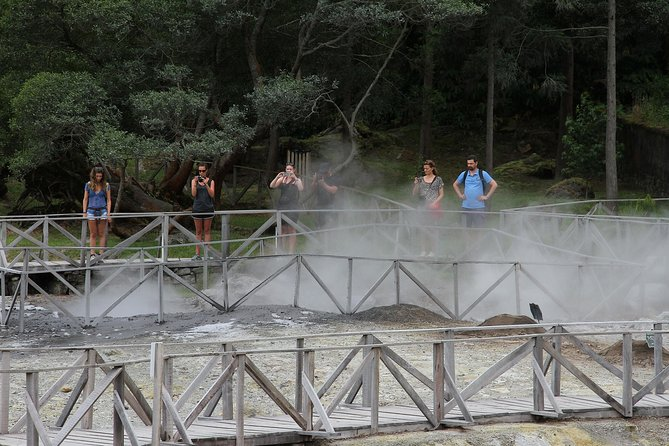 Azores: Shore Excursion - Furnas volcano and hot springs photo 2