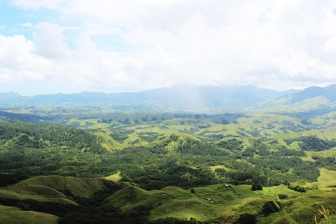 Shore Excursion: Nausori Highland Tour - Valley of a Thousand Hills