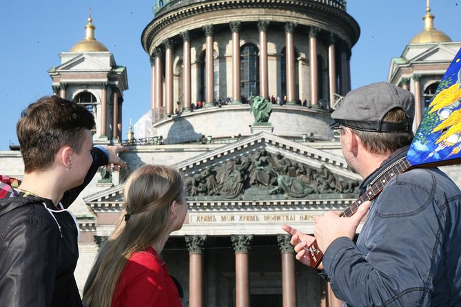 1-Day VISA FREE Private Shore Tour. St-Petersburg Highlights.