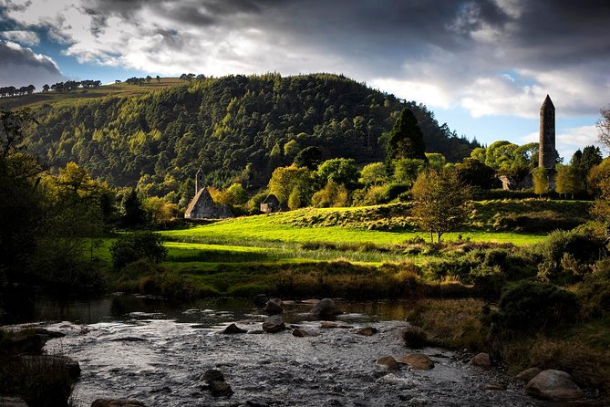 Shore Excursion from Dublin: Including Dublin highlights and Glendalough