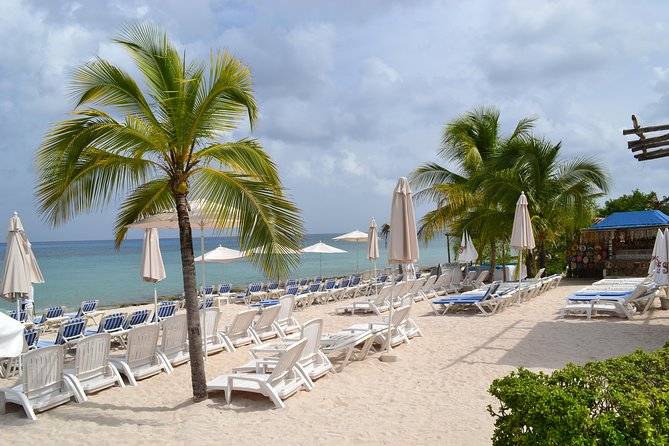 Cozumel Shore Excursion: Playa Uvas Private Beach Pass