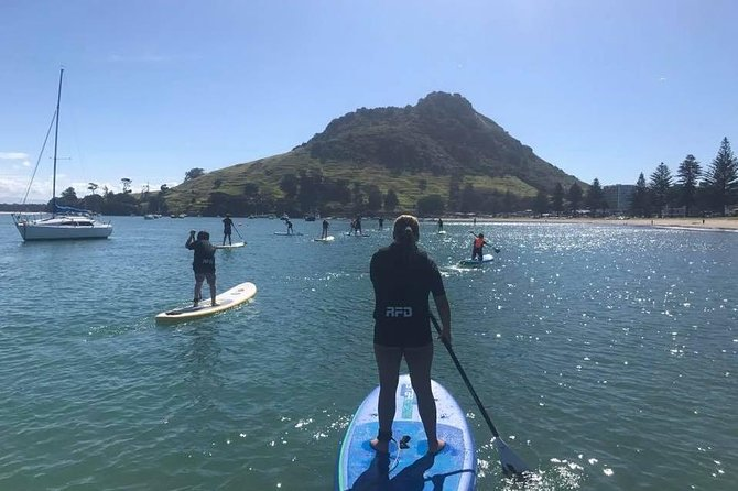 Cultural SUP Experience