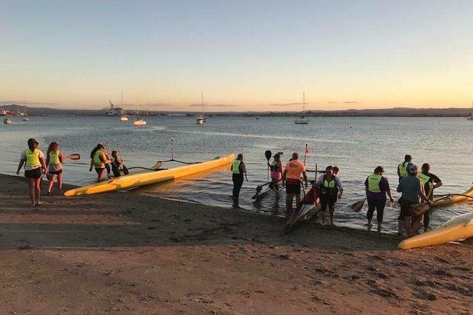 Waka Ama (Outrigger Canoe) Experience