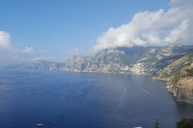 Amalfi Coast and Surrounding Area