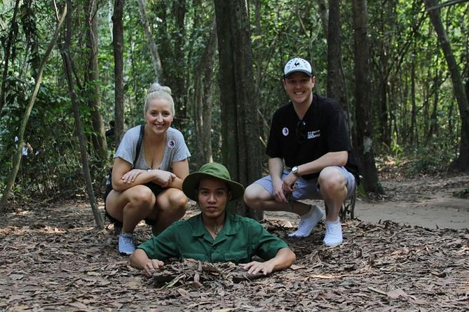 Private Cu Chi Tunnels and Ho Chi Minh City Highlights From Hiep Phuoc Port photo 1