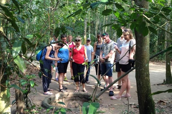 Private Cu Chi Tunnels and War Remnants Museum Tour From Phu Huu Port