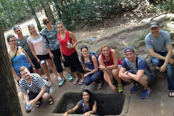Private Cu Chi Tunnels and War Remnants Museum Tour From Hiep Phuoc Port