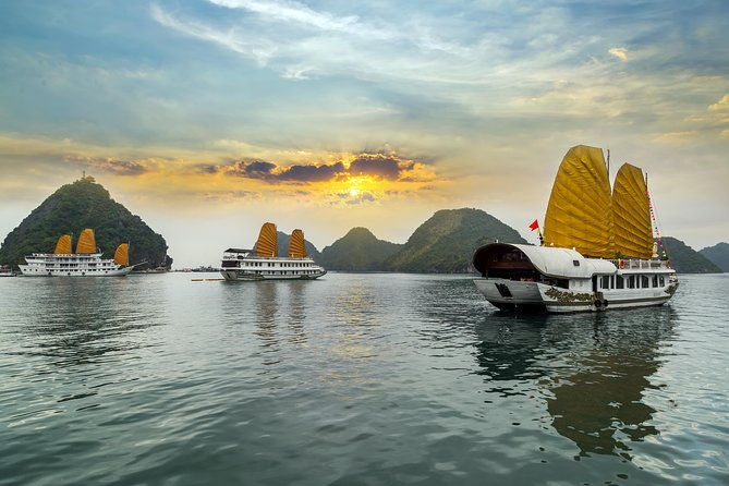 Halong Bay Cruise - Full Day Shore Excursion From Hai Phong Port photo 1