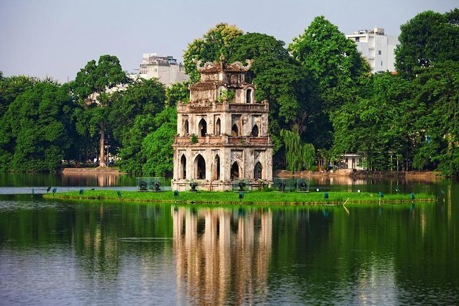 Explore the Hanoi Capital from Hai Phong Port - Shore Excursion