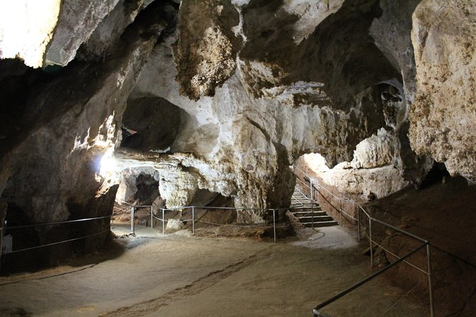 Cagliari Shore Excursion: The Beauty of Is Zuddas Caves