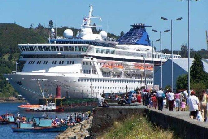 En bord de mer : visite privée de la ville de Puerto Montt et Puerto Varas