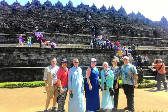 Borobudur Private excursion semarang