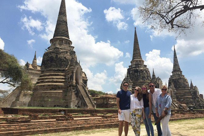 Shore Excursion from Laem Cha Bang Port to Ayutthaya (Private tour)