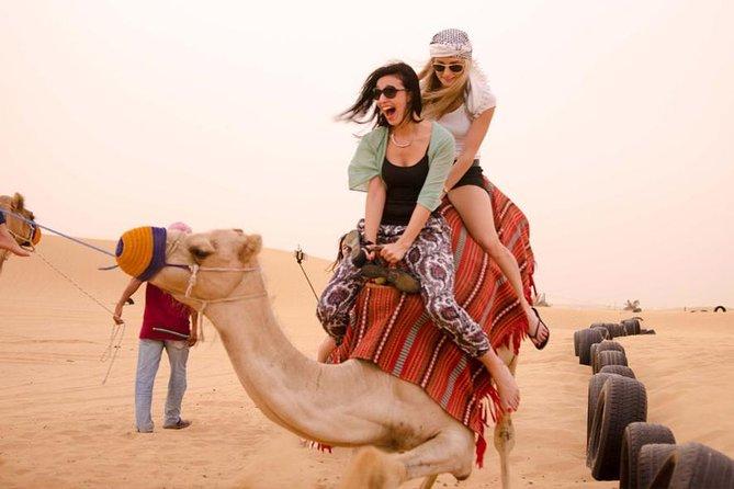 Dubai afternoon Desert Safari Private
