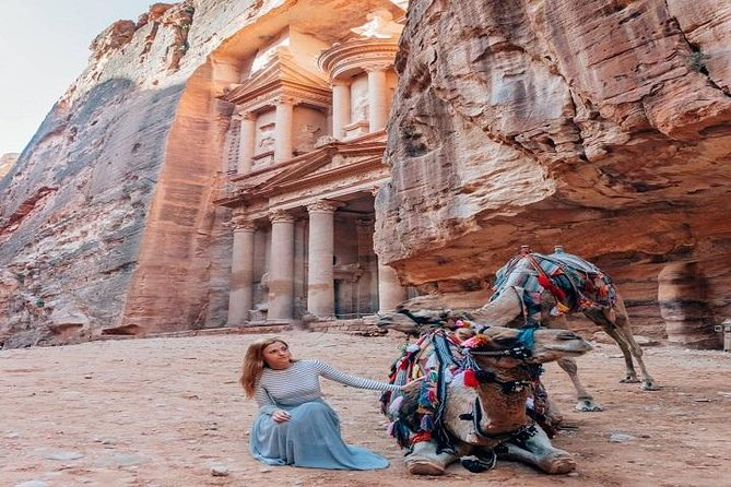 Petra and Wadi Rum from Aqaba (Shore Excursions )