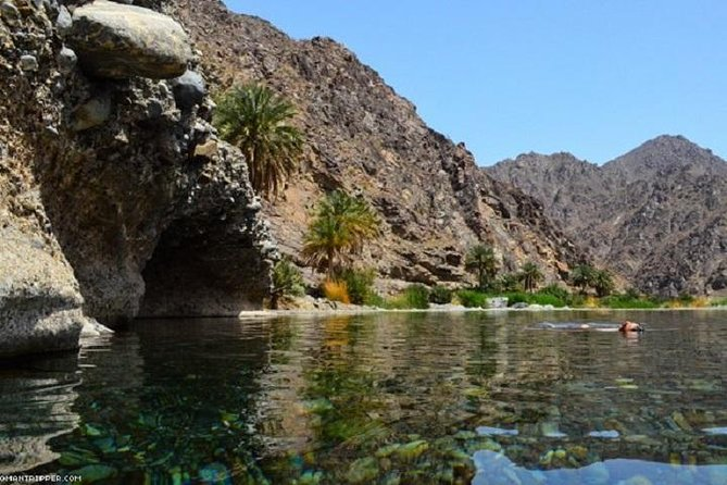 Wadi Abyadh and Wekan Village (Day trip) 4WD :Muscat Tours