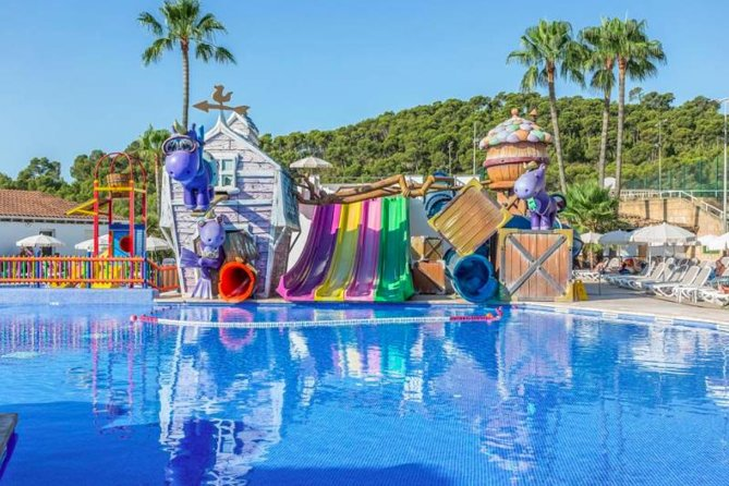 Shore Excursion: All Inclusive Day Pass At The Fergus Club Europe With Transfers