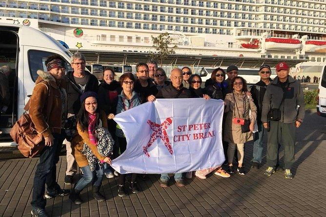 Tour en Mini-Grupo de 2 días en San Petersburgo para pasajeros de cruceros que hablan ingles - Visita Obligada y paseo en barco