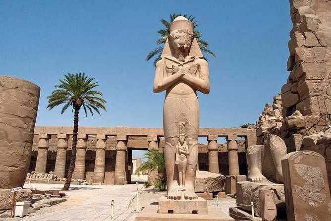 Luxor Day Tour By Plane from Sharm El Sheikh private photo 3