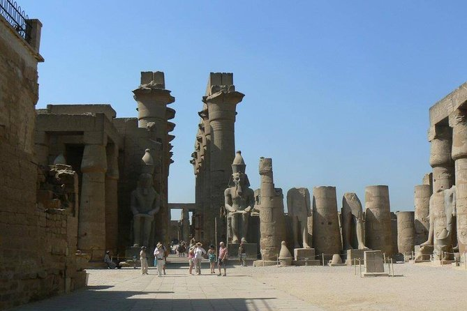 Luxor Day Tour By Plane from Sharm El Sheikh private photo 2