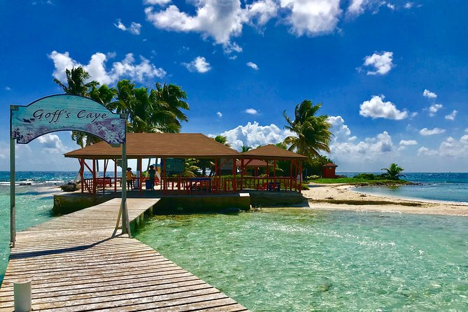 Goff's Caye Island Beach Break And Snorkeling from Belize City