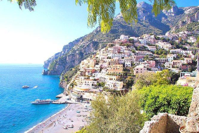 Exclusive Shore Excursion from Naples Cruise Terminal to Pompeii & Amalfi Coast