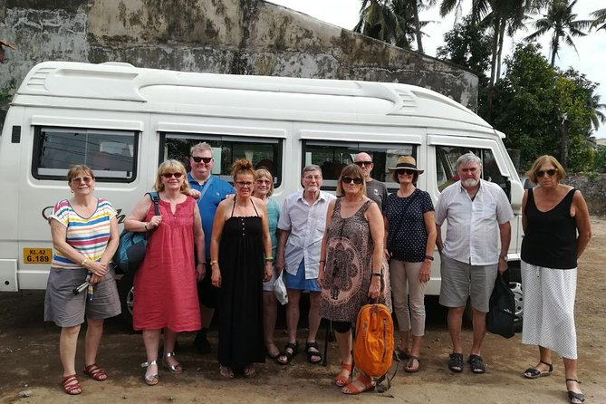 Shore Excursion: Half-Day Guided Mangalore Tour with Transport