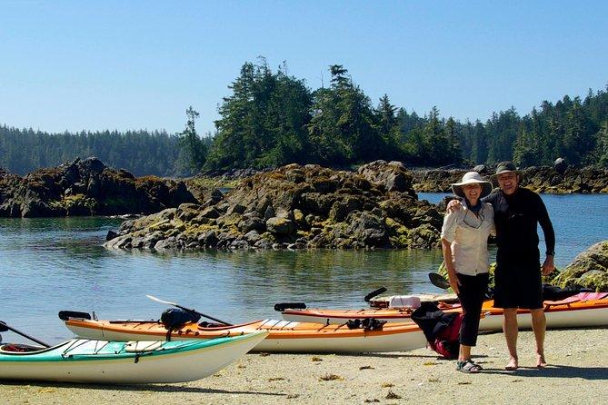5 Day Broken Islands Kayaking Expedition