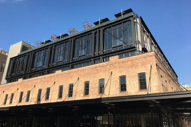 Meatpacking District, Chelsea Market, and High Line Walking Tour