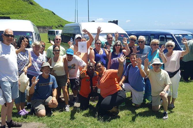 Full Island Panoramic Tour of St Kitts