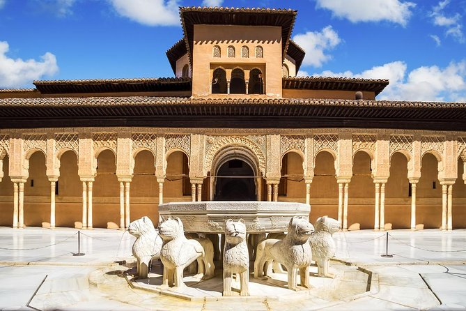 Alhambra of Granada (Skip-the-line) Guided Tour