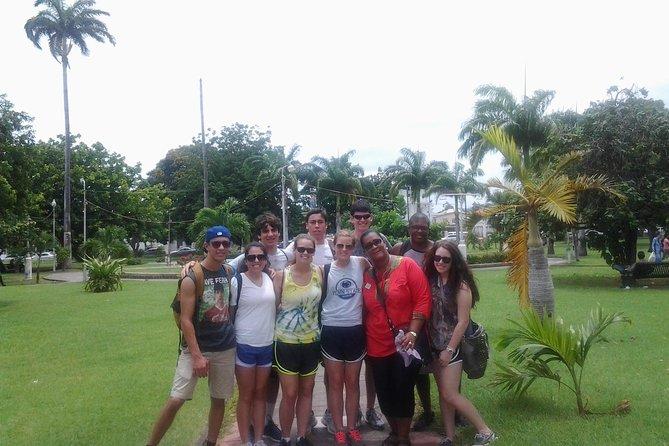 Walking Tour Through Basseterre
